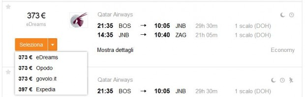 Boston >> Johannesburg >> Zagreb