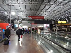 Povratak u Europu - briselski aerodrom