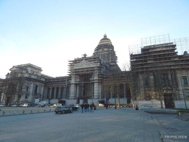 Palača pravde je najveća građevina napravljena u 19. stoljeću na cijelom svijetu