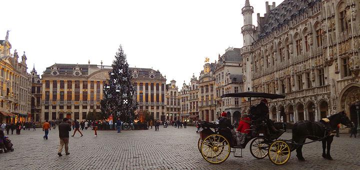Grand Markt ili veliki trg 2010. godine bio je proglašen za najljepši europski trg po izboru građana Europe