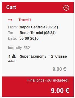 Napulj >> Rim