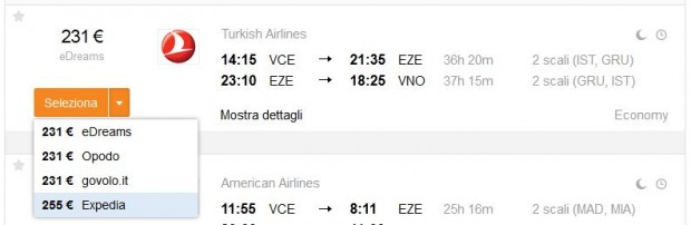 Venecija >> Buenos Aires >> Vilnius