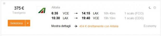 Venecija >> Los Angeles >> Venecija