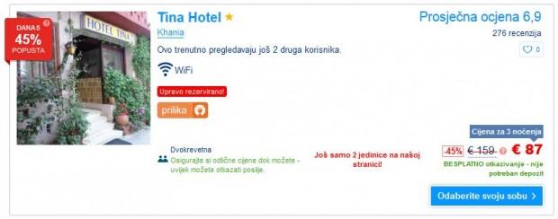 Chania hotel