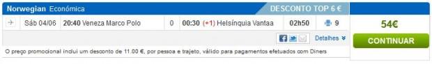Venecija >> Helsinki