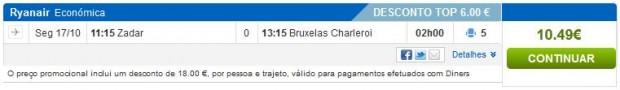 Zadar >> Brisel