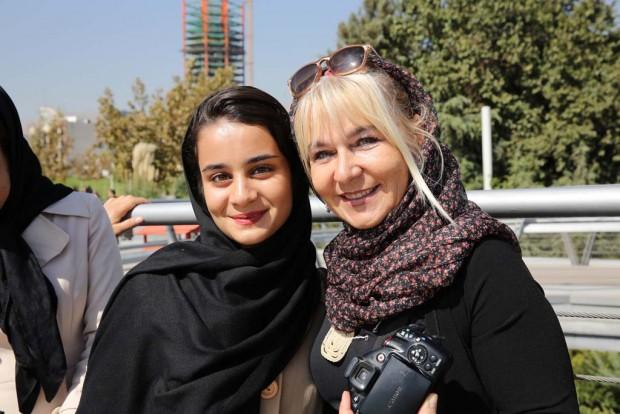 Iran - by Ariela Gojanović