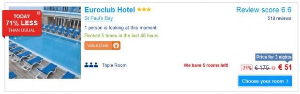 Hotel na Malti