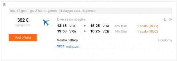 Venecija >> Varadero >> Venecija