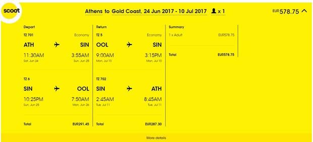 Atena >> Gold Coast >> Atena