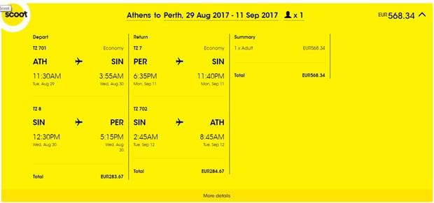 Atena >> Perth >> Atena