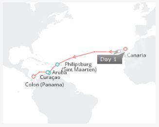 Ship-map