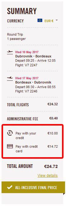 Dubrovnik >> Bordeaux >> Dubrovnik