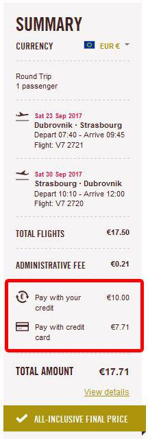 Dubrovnik >> Strasbourg >> Dubrovnik