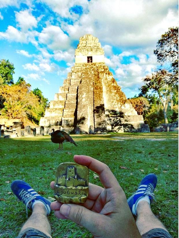 Guatemala - El Gran Jaguar, Tikal