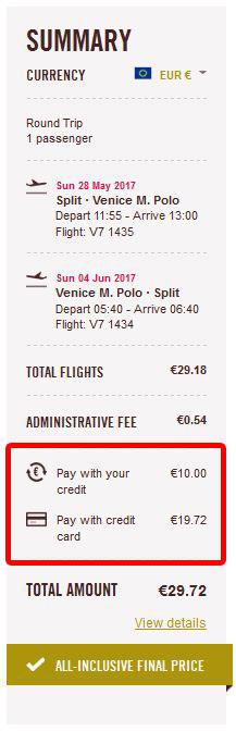 Split >> Venecija >> Split