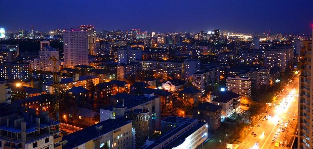 Kijev noću