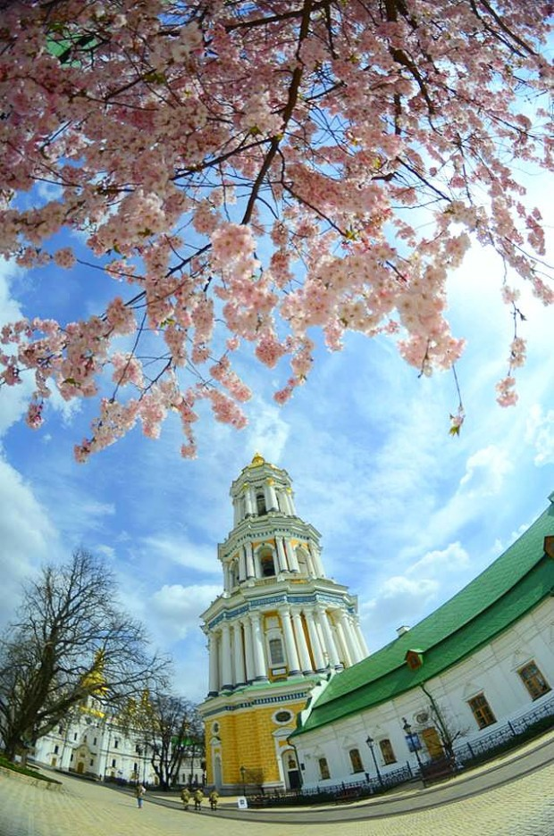 Proljeće u Kijevu