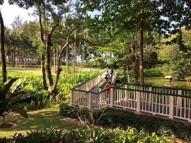 Naš vrt u hotelu