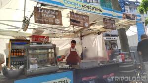 Argentinski štand