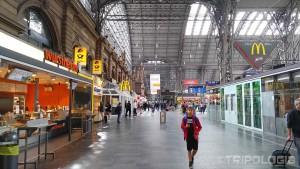 Glavna željeznička stanica jedna je od najvećih na svijetu...