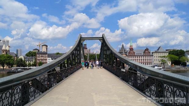 Eiserner Steg - šetnja preko mosta