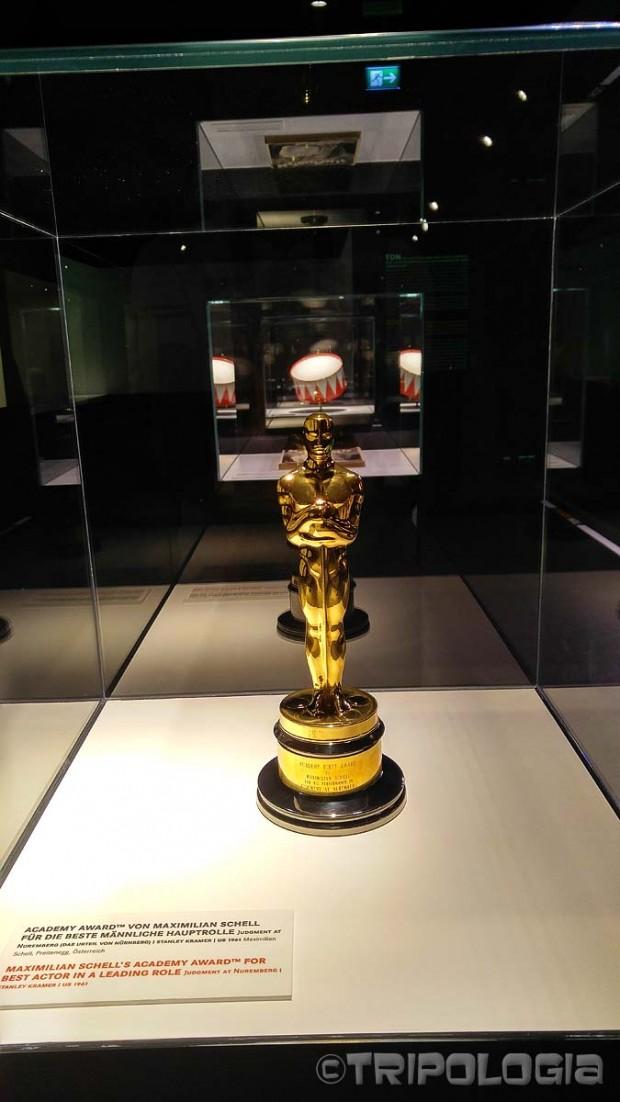 Originalni Oscar iz 1961. godine