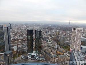 Main Tower - pogled sa vrha