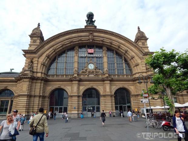 Hauptbahnhof - glavna željeznička stanica