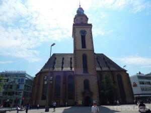 Hauptwache - Katharinenkirche