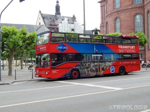 Hop on – hop off bus