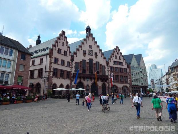 Römer, zgrada u kojoj se zadnjih 600 godina nalazi gradska vijećnica