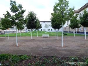 Städel muzej - vrt