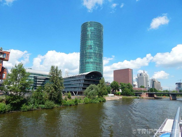 Westhafen Tower zvan najveća čaša za cider :)