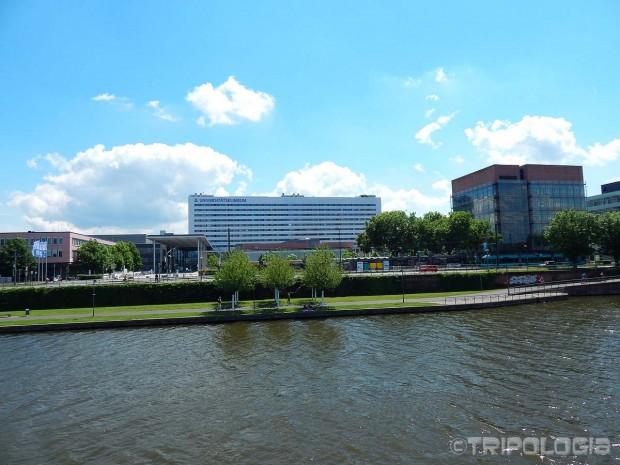 Universitätsklinikum - jedna od najvažnijih gradskih bolnica