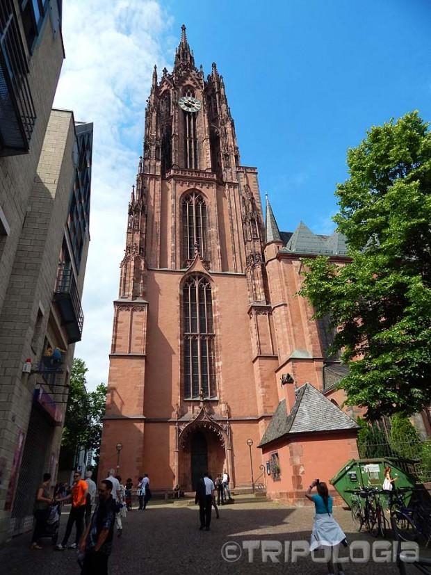 Toranj katedrale na koji se planiram popeti