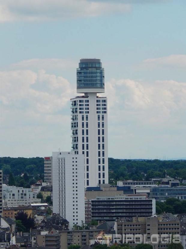 Henninger Turm - najviši pivski rezervoar na svijetu