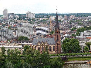 Pogled sa tornja katedrale