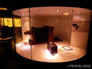 Filmski muzej - mala povijest kamera