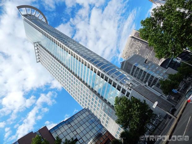 Westendstraße 1 - sa 53 kata i 208 metara visine treća je po visini zgrada u Frankfurtu