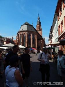 Crkva Svetog Duha - Heiliggeistkirche