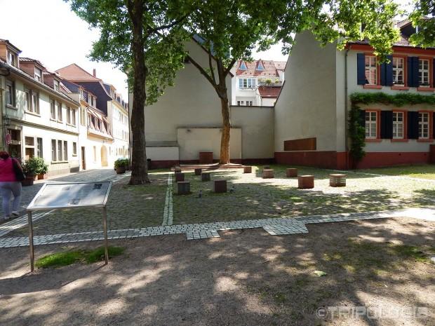Mjesto na kojem je nekada stajala sinagoga