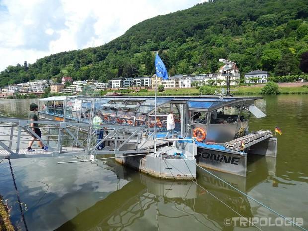 Neckarsonne - brod na solarni pogon