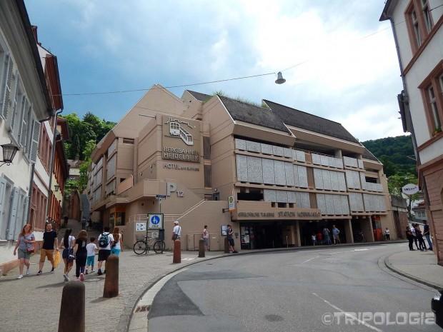 Polazno mjesto uspinjače sa trga Kornmarkt