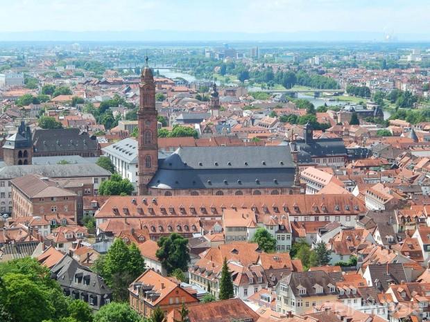 ...i Jesuitenkirche ovdje se vide kao na dlanu