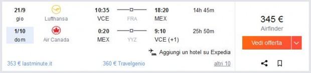 Venecija >> Mexico City >> Venecija