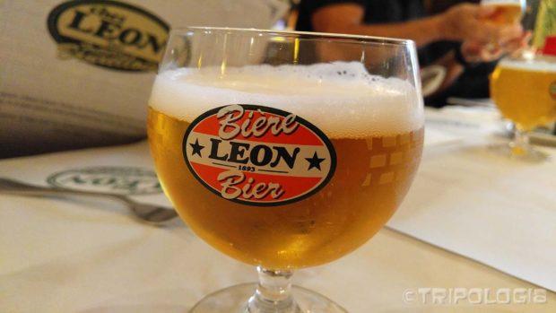 ...i naravno odlično belgijsko pivo