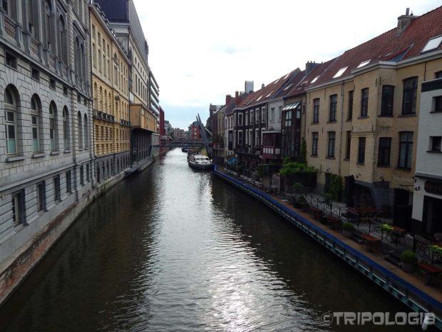 Gent obiluje kanalima