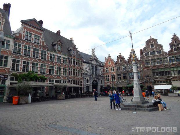 Trg Sint-Veerleplein