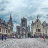 Belgijska turneja 2017. – 1.dio, Bruxelles i Gent